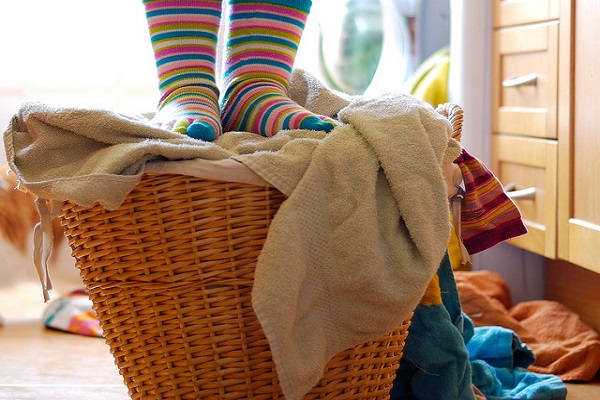 Spill It: Would You Ask A Friend To Do Your Laundry?