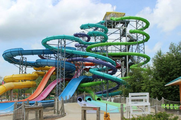Have Some Late Summer Fun At Wildwater Kingdom