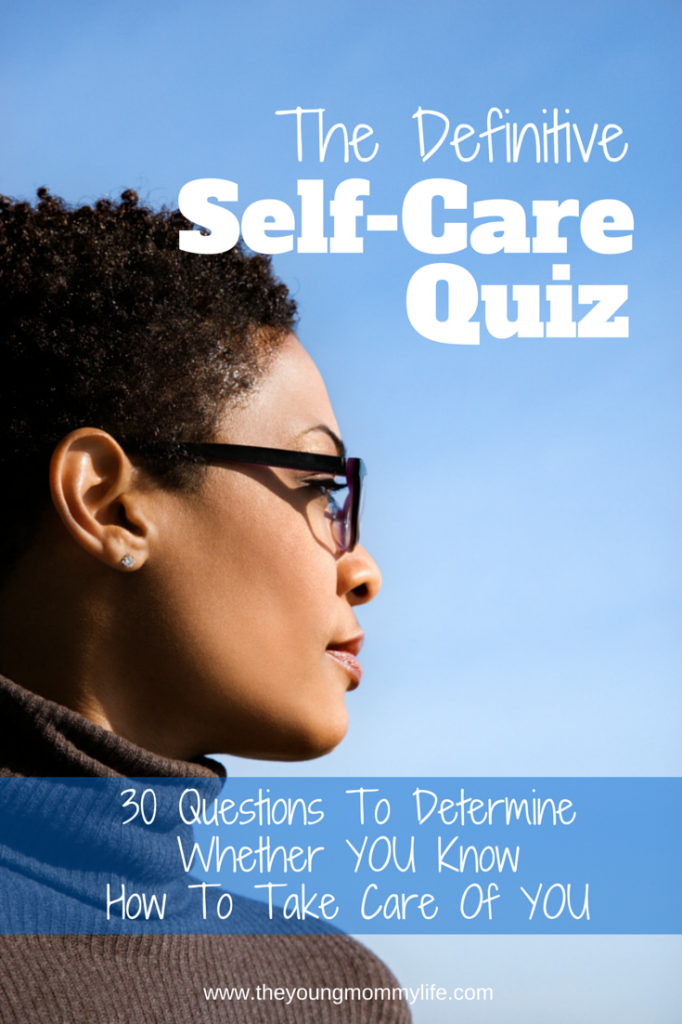 Definitive Self-Care Quiz