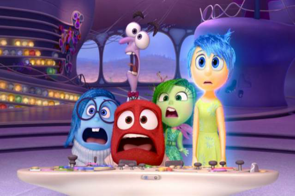 Four Reasons Pixar's Inside Out Hit Me Right In The Feels #SummerWatchathon