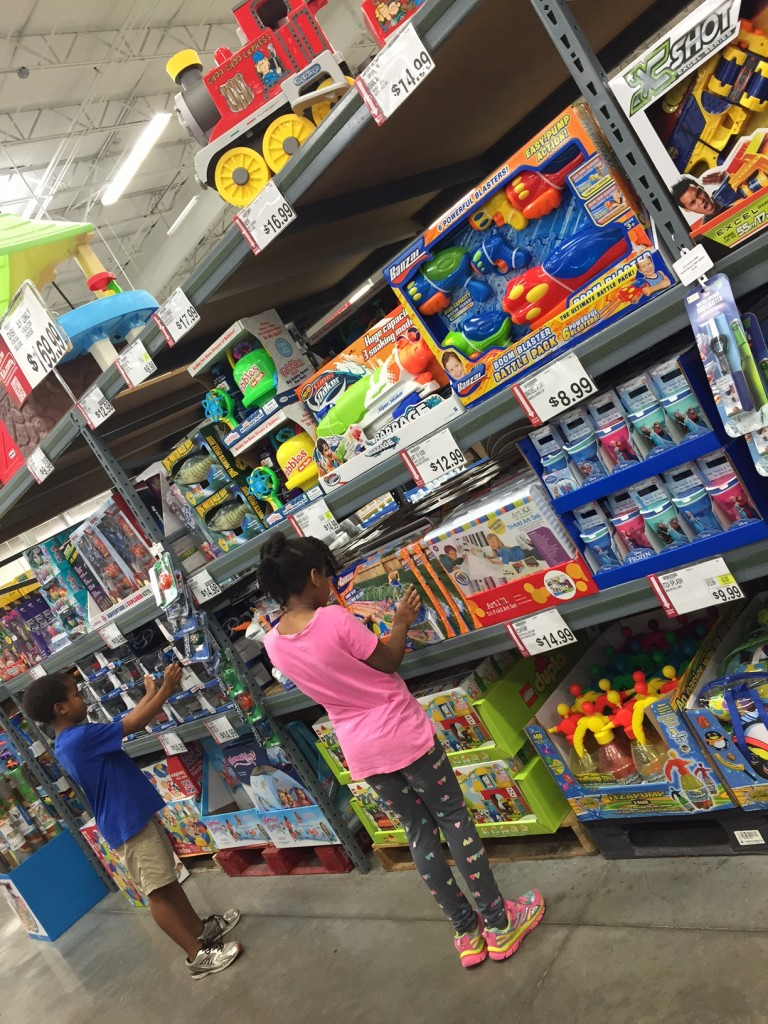 Summer fun at BJ's Wholesale